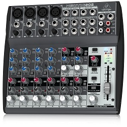 Table de mixage Behringer XENYX 1202